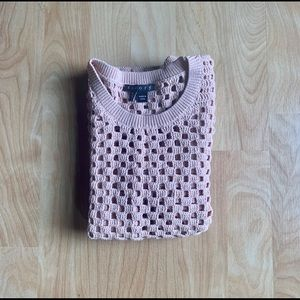 Theory sweater top